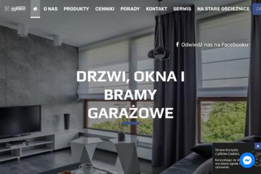 F.H.U Handbud - Bramy garażowe Kraków