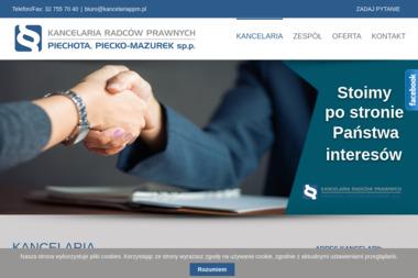 Kancelaria Radców Prawnych Piechota, Piecko-Mazurek spółka partnerska - Adwokat Rybnik