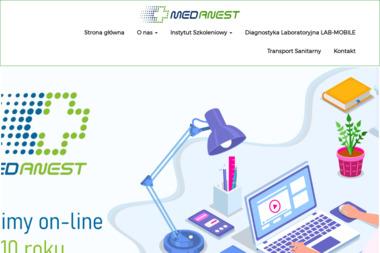 Firma Szkoleniowo Usługowa MED ANEST - Szkolenie PPOŻ Chodzież