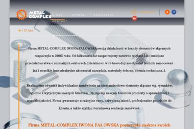 METAL-COMPLEX - Pokrycia dachowe Bielsko-Biała