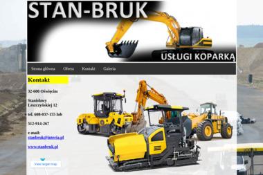 Stanisław Borowiec Usługi Brukarskie i Ogólnobudowlane - Układanie kostki brukowej Pawłowice