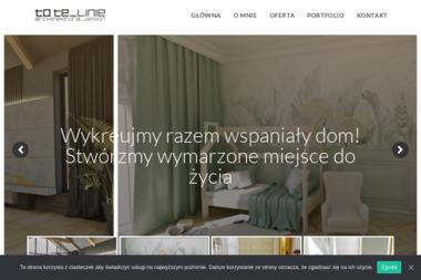 TO TE_LINIE - Projektowanie wnętrz Poznań