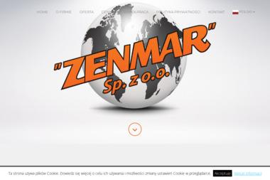 F.W ZENMAR MARCIN SZULCZYŃSKI - Ekogroszek ŁAZISKA GÓRNE