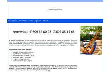 Auto-busy - Wypożyczalnia samochodów Kalisz