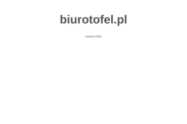 Biuro Rachunkowe TOFEL Danuta - Biznes Plan Wrocław