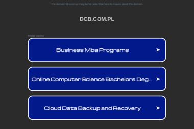 DCB S.A. - Dokształcanie i Doskonalenie Zawodowe Olsztyn