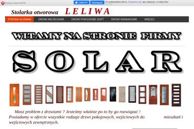 SOLAR MARIUSZ RYBAK - Stolarka Okienna PCV Opole