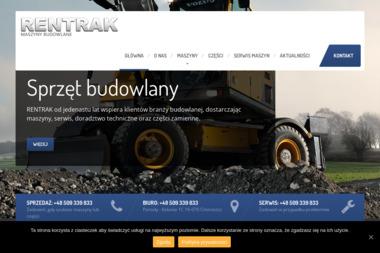 RENTRAK Sp. z o.o. - Minikoparki Używane Choroszcz