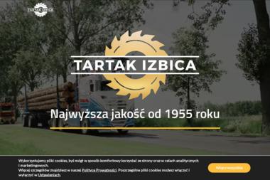 Tartak Izbica - Pokrycia dachowe Izbica Kujawska