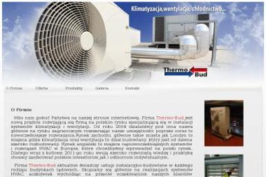 Thermo-Bud - Klimatyzacja Gdańsk