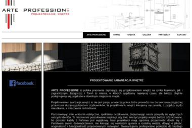 Arte Professione Projektowanie i aranżacja wnętrz - Architekt Bydgoszcz