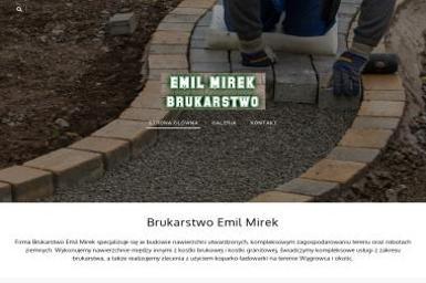 Przedsiębiorstwo Handlowo-Usługowo-Remontowo-Budowlane Emil Mirek - Usługi Wągrowiec