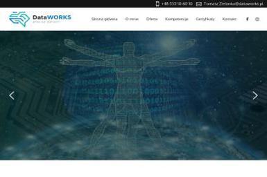DataWORKS Tomasz Zielonka - Badania i rozwój, analizy Łódź