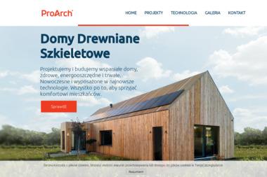 ProARCH www.domy-drewniane-szkieletowe.pl - Domki Holenderskie Całoroczne Mierzyn