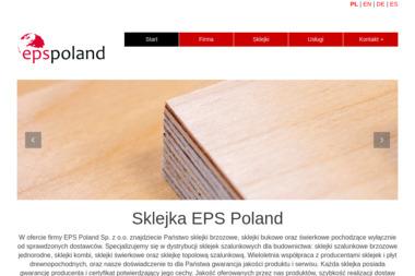 EPS Poland Sp. z o.o. - Skład drewna Gdańsk