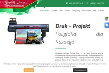FormatDruk s.c. - Ulotki A5 Łódź