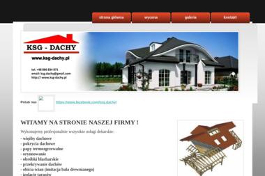 KSG-DACHY - Wymiana Pokrycia Dachowego Lubomierz