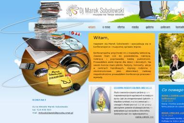 Dj Marek Sobolewski - Animatorzy dla dzieci Wrocław