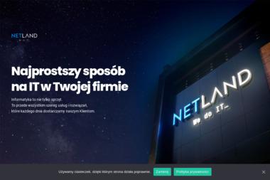 Netland Computers - Bazy danych Kalisz