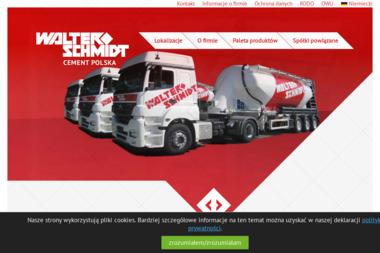 Walter Schmidt Cement Polska Sp. z o.o. - Styropian Wrocław