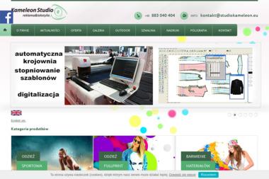 Studio Reklamy Kameleon - Odzież Używana Rzeszów