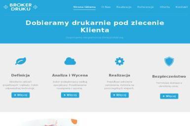 Team Brokers - Etykiety Pruszków