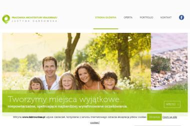 Pracownia Architektury Krajobrazu Justyna Dąbrowska - Tarasy Szczecin