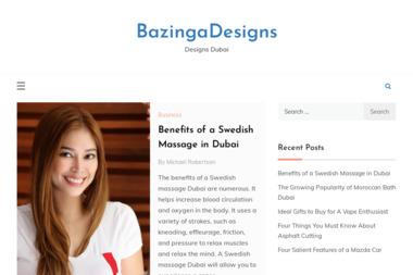 Bazinga Designs - Strony internetowe Puławy
