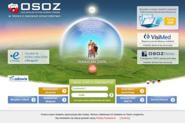 E-Zdrowie24 Wojciech Tomalik - Dostawcy dla firmy i biura Rudzica