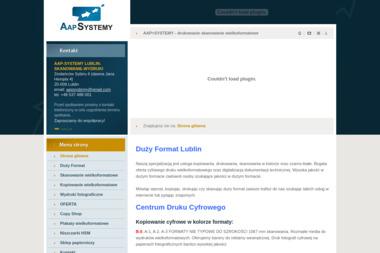 AAP-SYSTEMY - Poligrafia Lublin