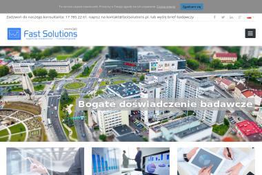 Agencja Badawczo-Marketingowa FAST SOLUTIONS - Agencja Brandingowa Rzeszów