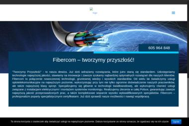 FIBERCOM Usługi Optotelekomunikacyjne - Naprawa Telefonów Komórkowych Kartuzy