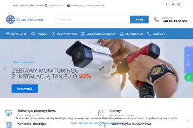 IZabezpieczenia.pl - APU.Pomoc Krzysztof G. Kawałowski - Automatyka, elektronika, urządzenia Warszawa