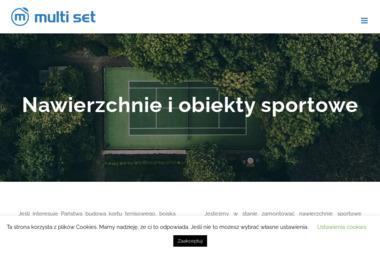 Multi Set - Projektowanie konstrukcji stalowych Ostrów wielkopolski
