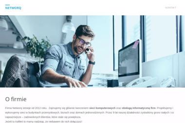 Networq - obsługa informatyczna. - Programowanie Aplikacji Użytkowych Leszno