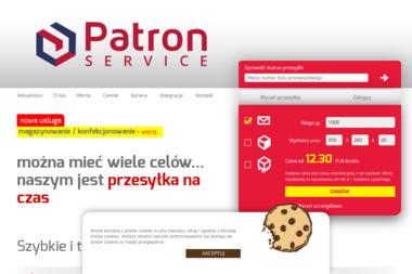 Patron Service Sp. z o.o. - Budowa dróg Warszawa