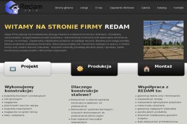 Redam - Konstrukcje stalowe Jasło