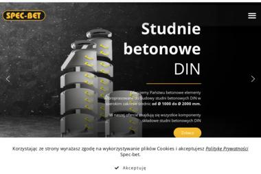 Spec-Bet Paszkowscy - Instalacje Wod-kan Skaryszew
