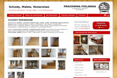 Pracownia Stolarska JP - Nowoczesne Kuchnie Bochnia