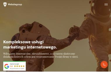 Websitegroup - Strony internetowe Ostrów Wielkopolski