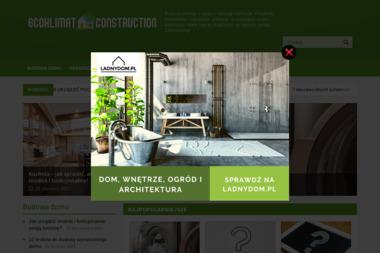 Ecoklimat - Konstrukcje Stalowe Antoniew