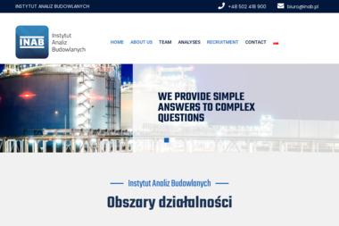 Inab - Nadzór budowlany Poznań