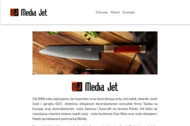 Mediajet Sp z o. o . - Świetlówki LED Warszawa