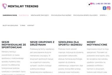 Gabinet Psychologa Sportu - Szkolenia BHP Łódź