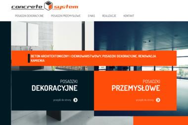 CONCRETE system Jakub Tyczka - Domy murowane Ostrzeszów