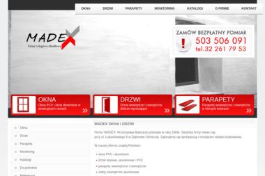MADEX - Bramy garażowe Dąbrowa Górnicza