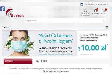 Oldruk Marek Alchimowicz - Naklejki Olsztyn