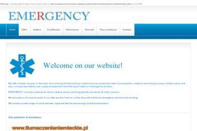 EMERGENCY - Firma IT Gródek nad Dunajcem