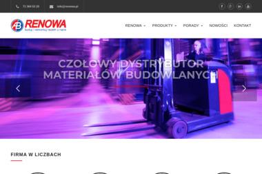 AB Renowa - Pokrycia dachowe Wrocław