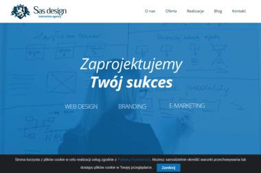 Sas Design - Grafik komputerowy Bydgoszcz